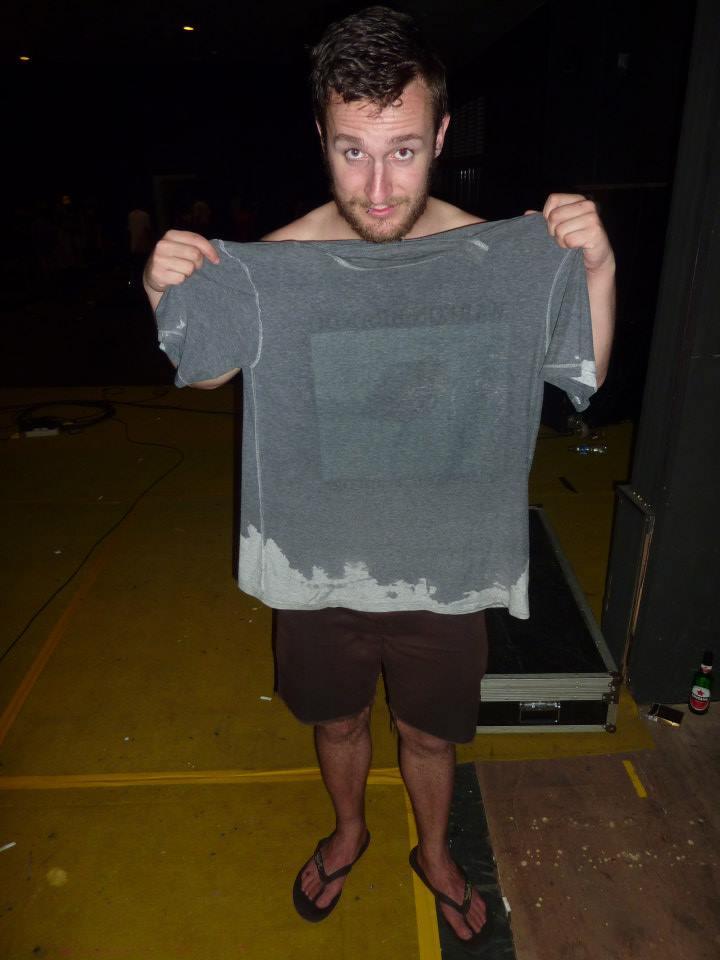 12 sweat