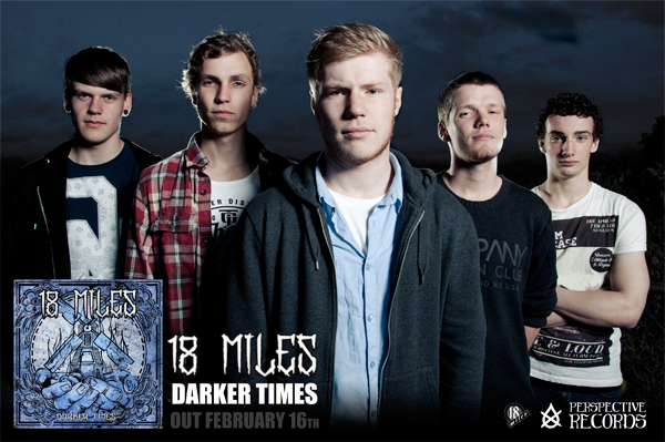 """18 Miles releases official video for """"Die Strong"""""""