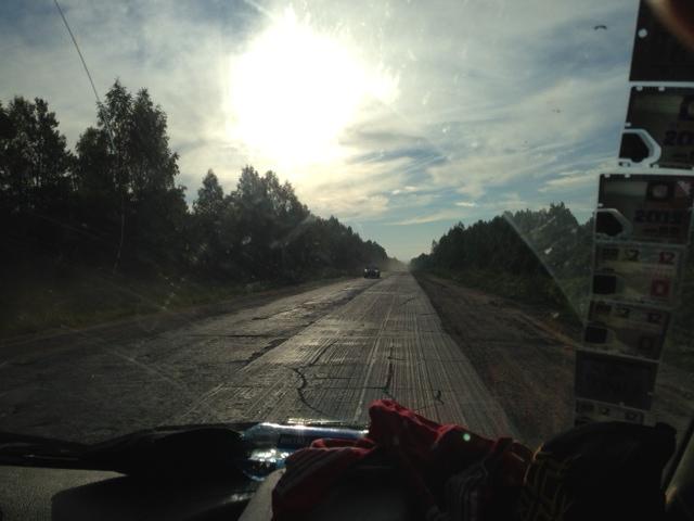 21 russian roads