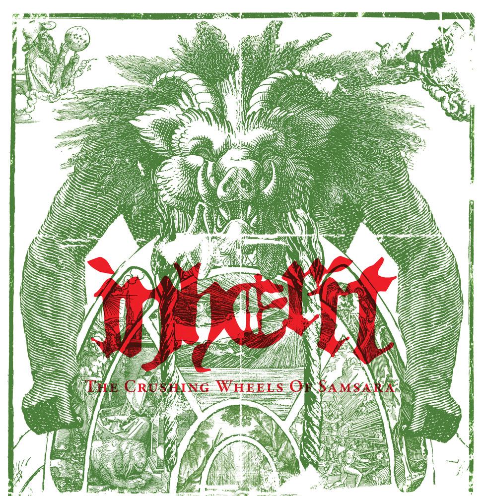 Inherit – The Crushing Wheels Of Samsara
