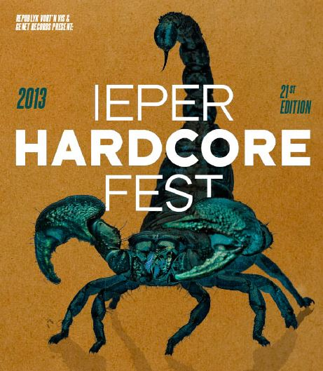Ieperfest completes 2013 line-up