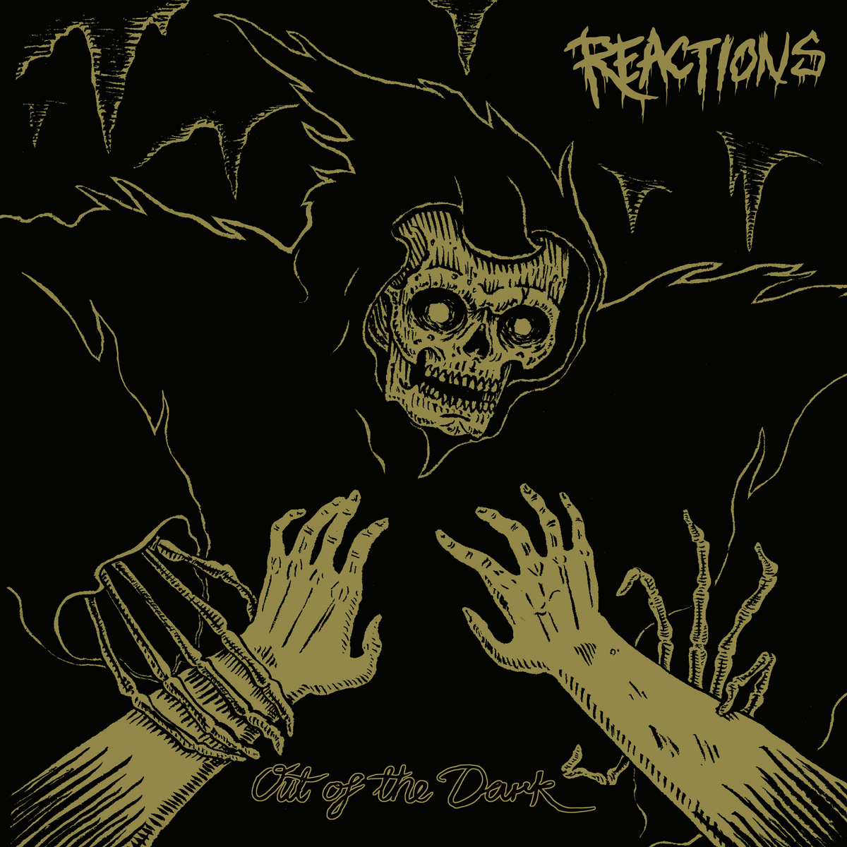 Reactions – Out of the Dark