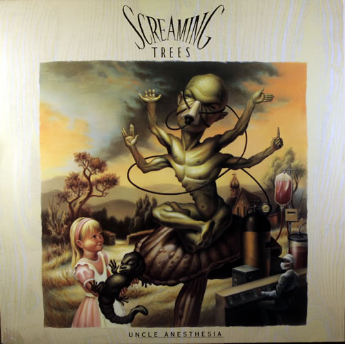 Screaming Trees – Uncle Anesthesia LP