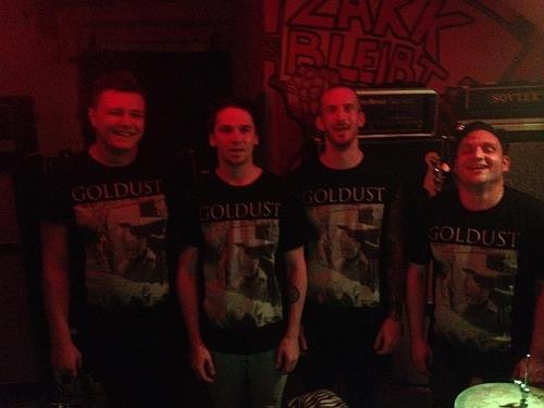 WITHERS representing GOLDUST @ Passau 20-10-2012