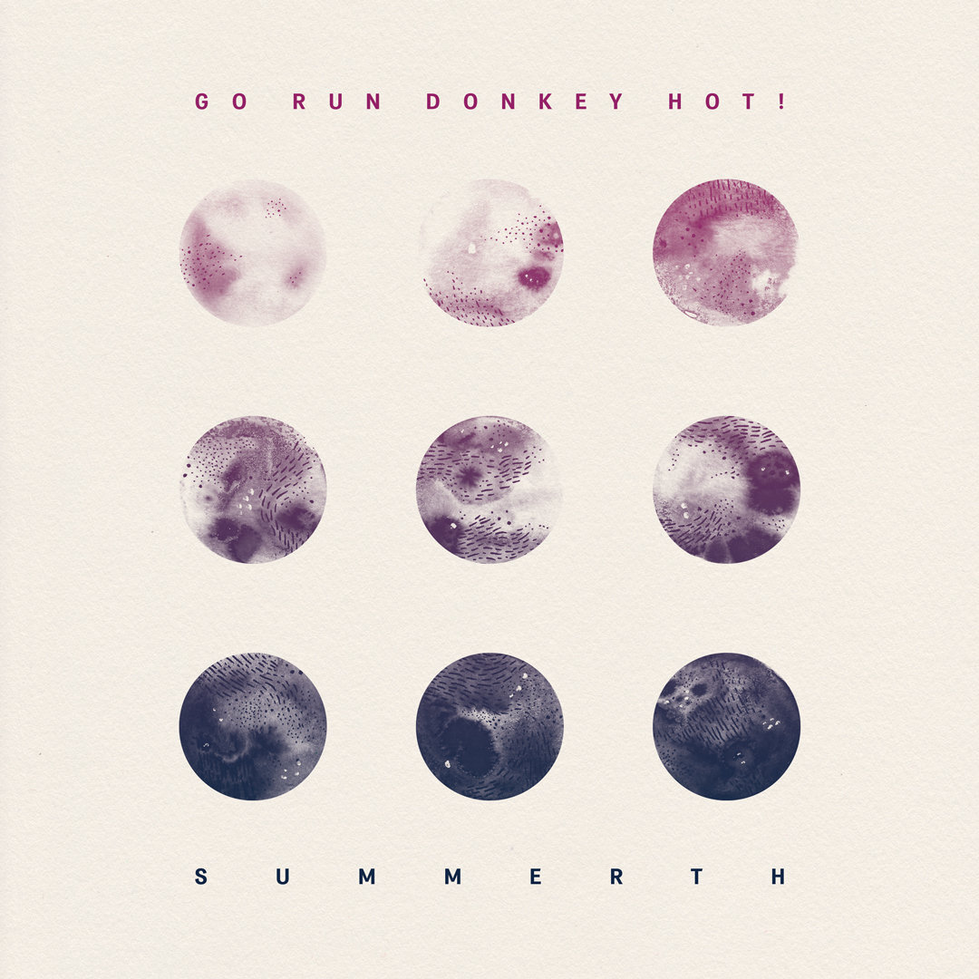 GO RUN DONKEY HOT! RELEASED DEBUT ALBUM