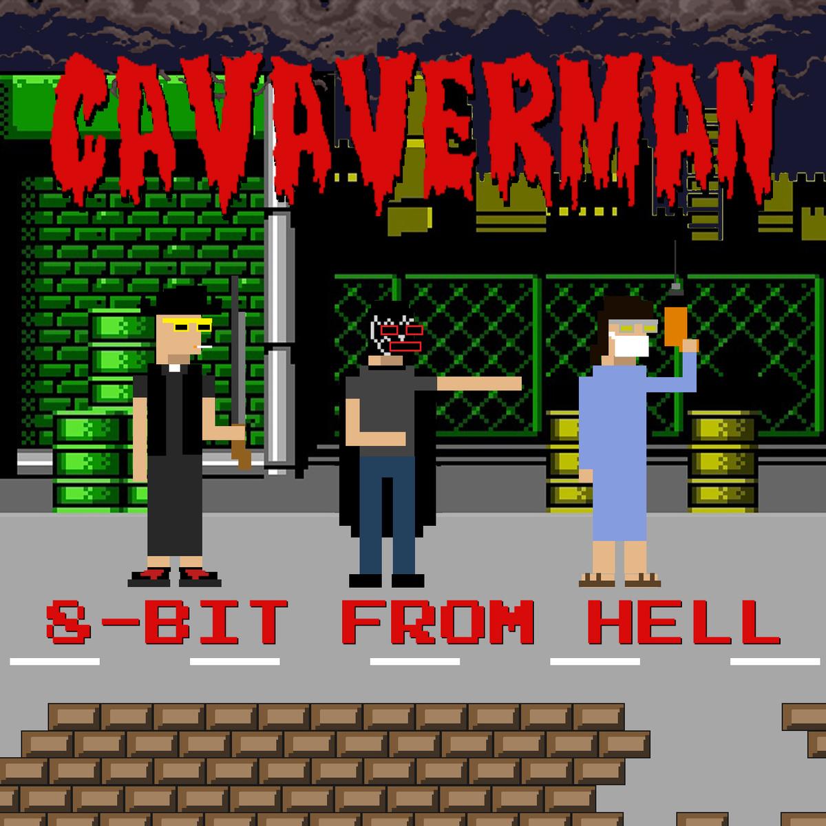 Cavaverman new free ep for X-Mas!