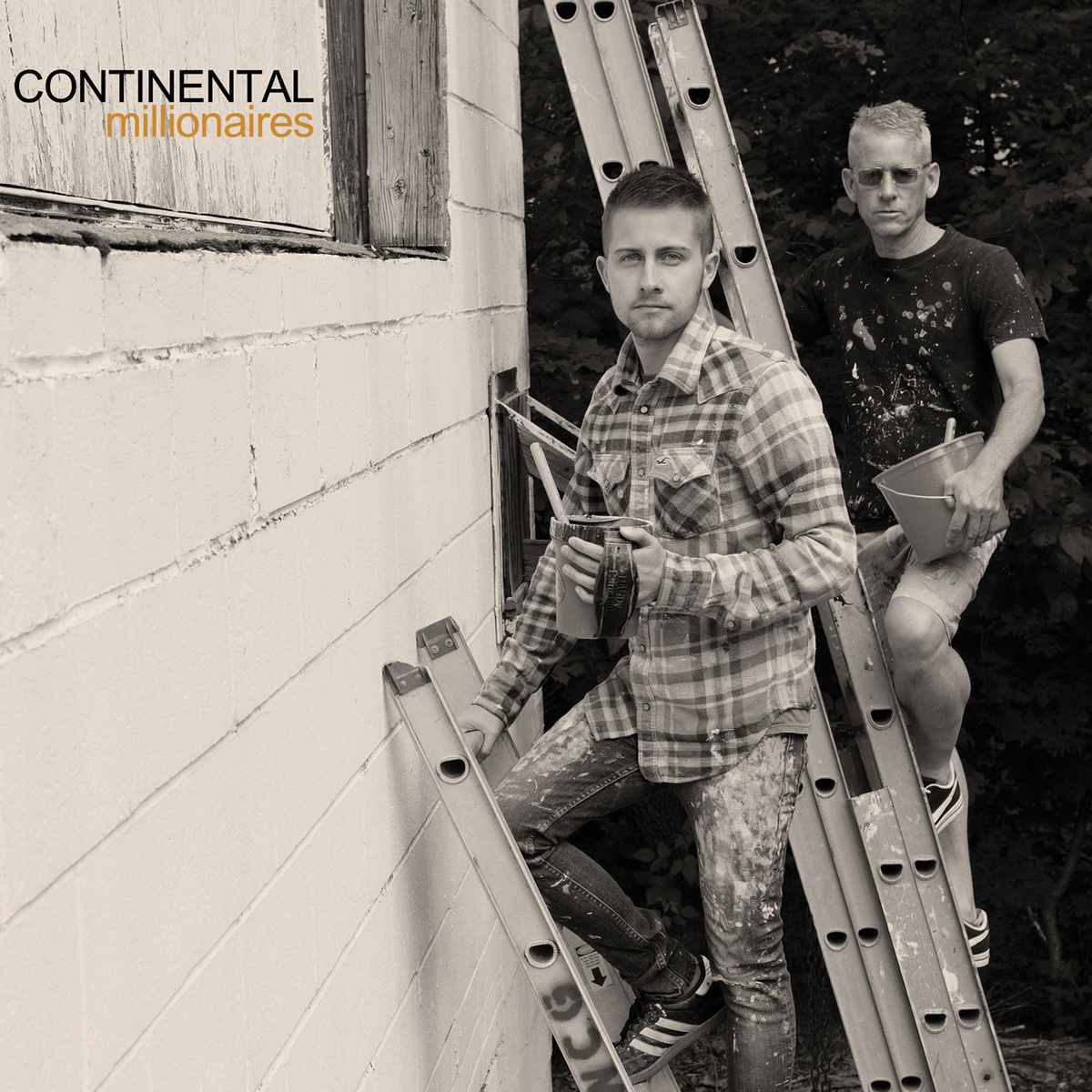 """Continental release new LP """"Millionaires"""" on East Grand Recording Co."""
