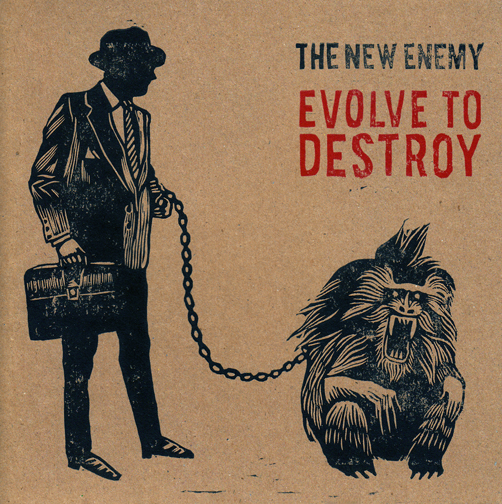"""The New Enemy release """"Evolve To Destroy"""" EP, donate revenues to charity"""