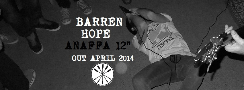 """Barren Hope """"Anaffa"""" 12″ up for preorder"""