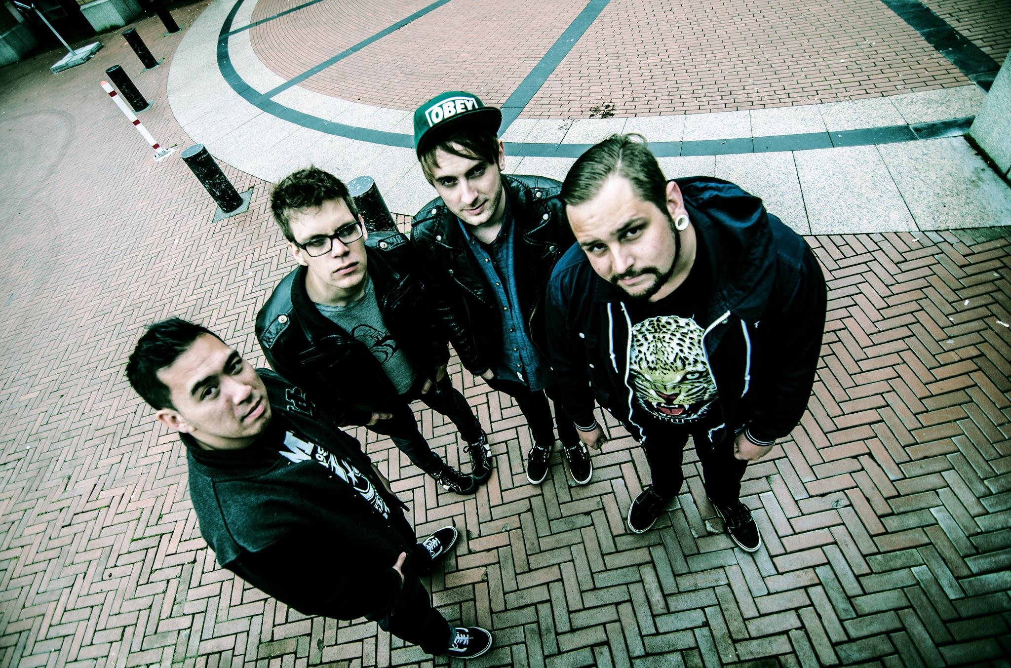 Call It Off join White Russian Records