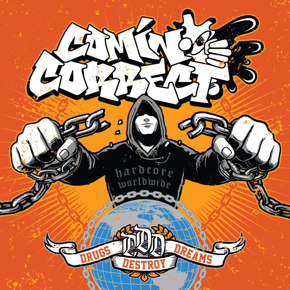 Comin' Correct is back with a new album