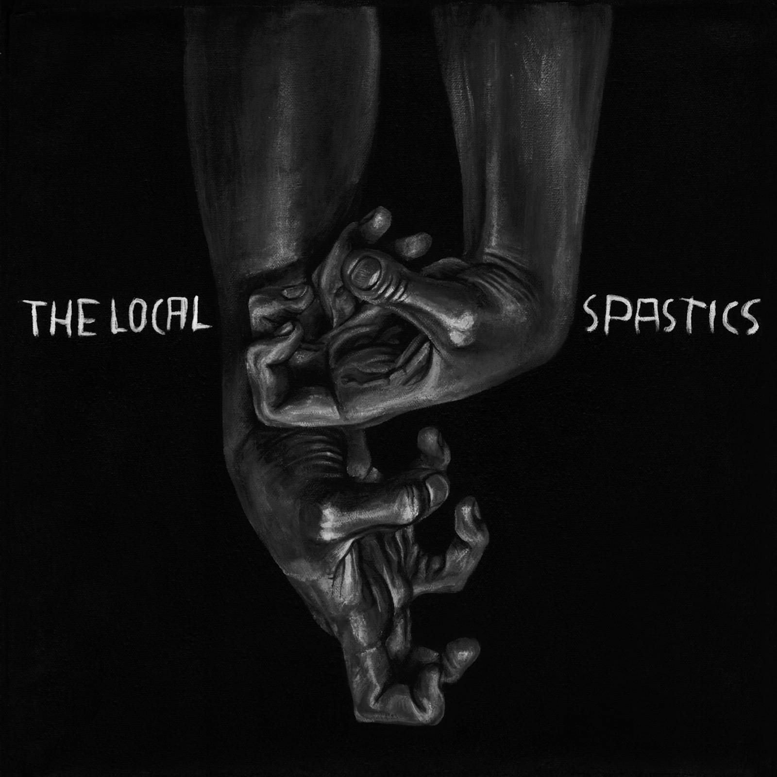 The Local Spastics – Self Titled