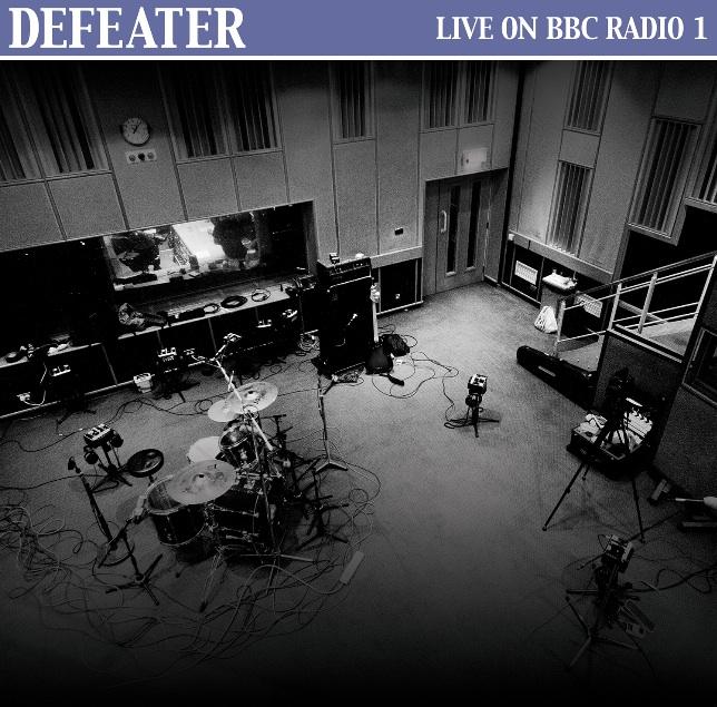 Defeater – Live on BBC Radio 1