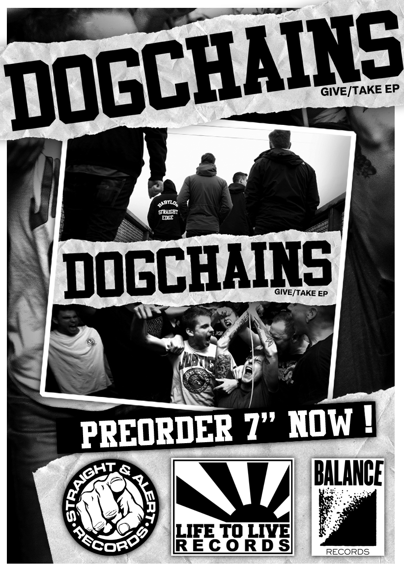 Dogchains 7″ / Jack Move tape preorders up now