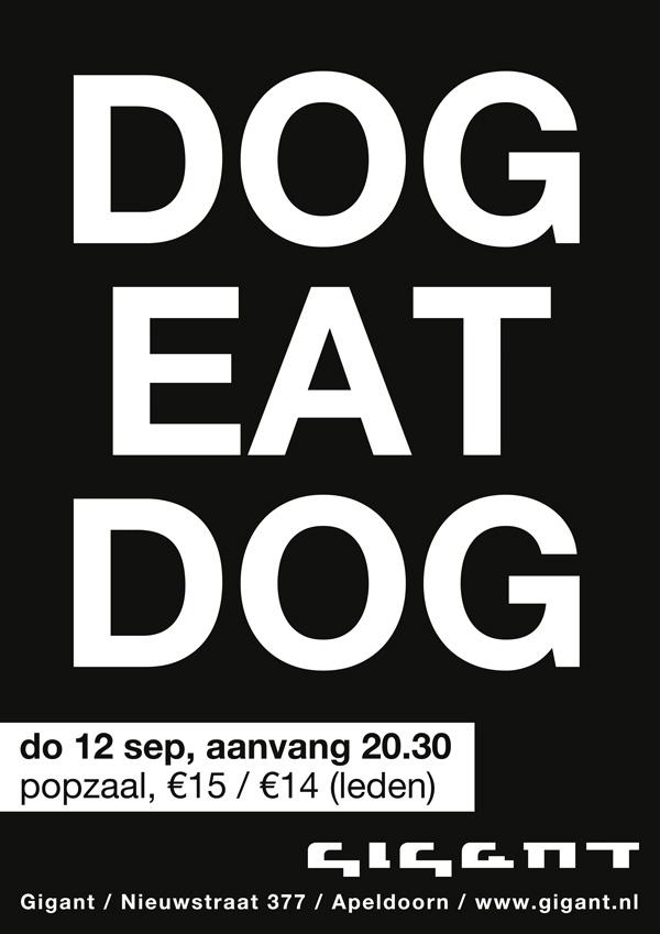 Dog Eat Dog poster