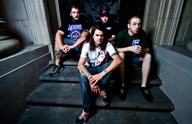 Expire joins Bridge Nine Records