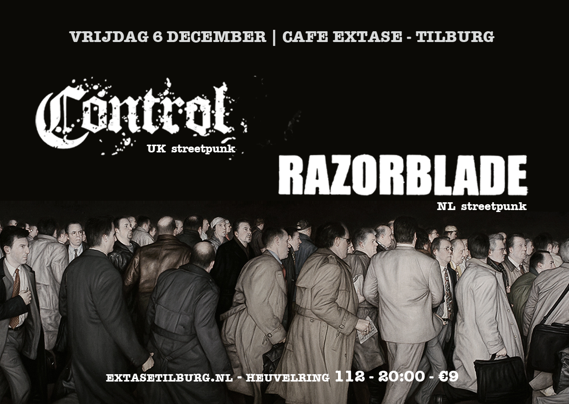 Control and Razorblade