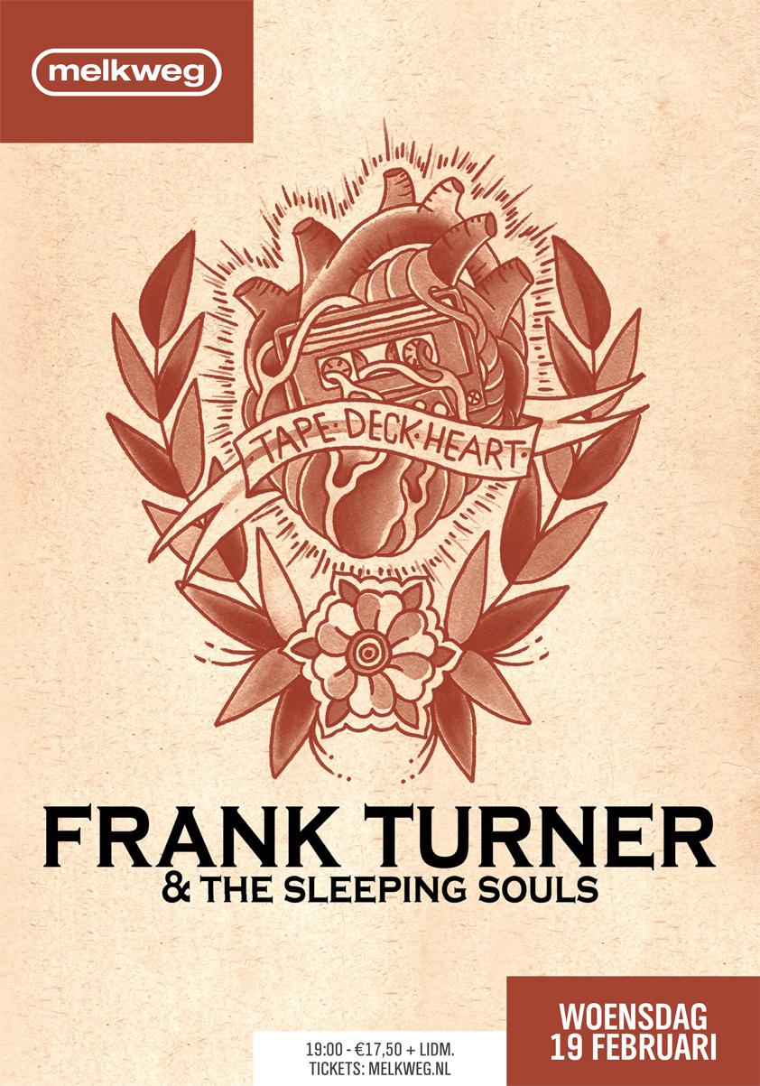 Frank Turner @ Melkweg