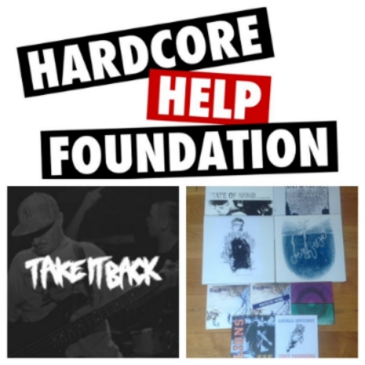 Take It Back Records helping Hardcore Help Foundation