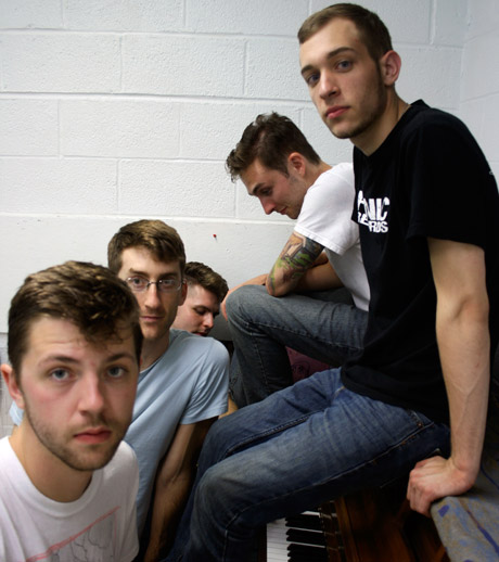 Hostage Calm streaming new 7″