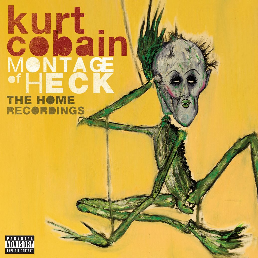 Kurt Cobain – Montage Of Heck – The Home Recordings