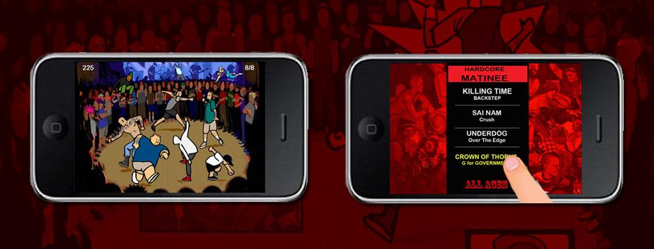 Moshpit the game screenshots