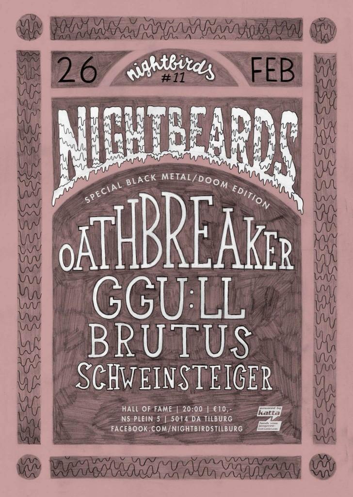 Nightbirds #11