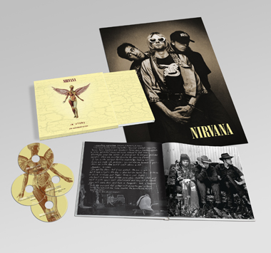 Nirvana – In Utero 20th anniversary edition