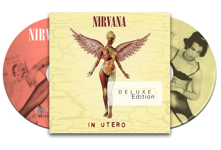 nirvana - in utero - deluxe edition