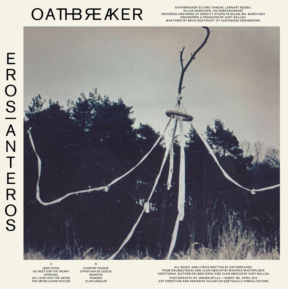 Oathbreaker Eros|Anteros artwork revealed