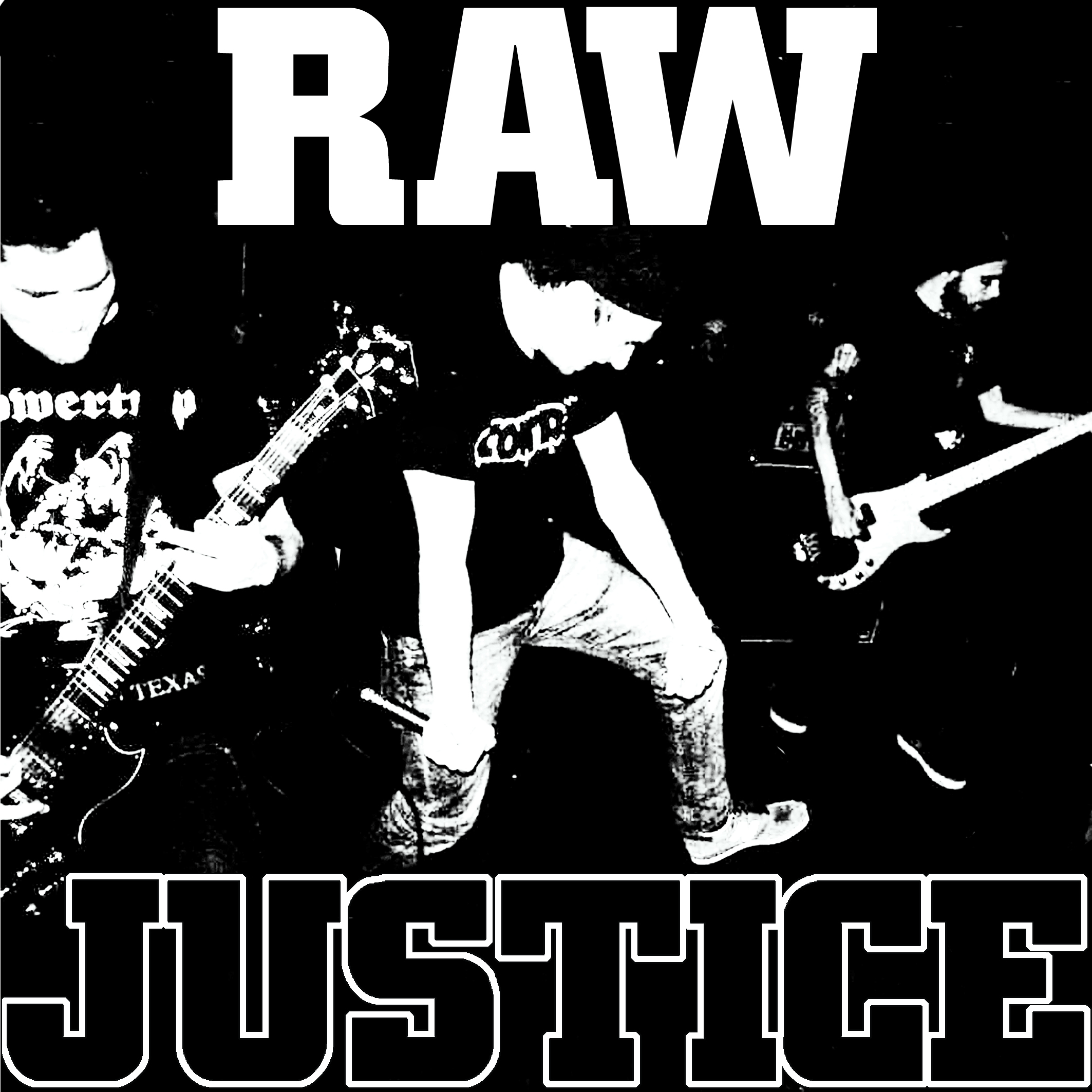 Raw Justice – We Don't Need Your Friends 7″ out now