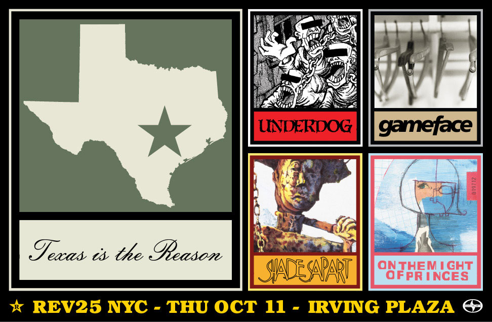 Revelation Records: 25th anniversary showcases: day 1