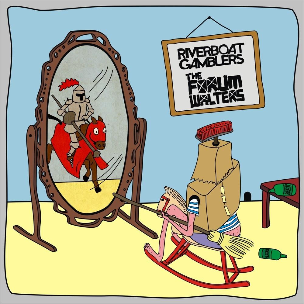 The Forum Walters & Riverboat Gamblers release split EP