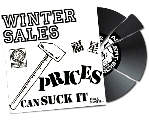 Straight & Alert winter sales started today