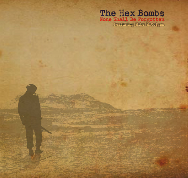 The Hex Bombs release 7″ feat. Mike McColgan (Street Dogs)
